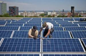 inversion energia solar Valencia Plaza
