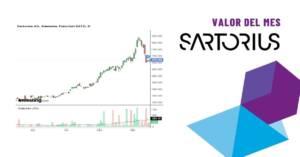 sartorius valor del mes septiembre